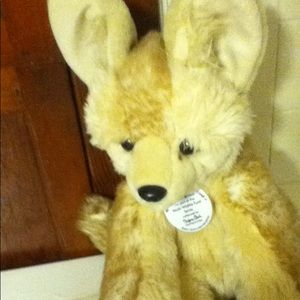 Wwf build a Bear Fox